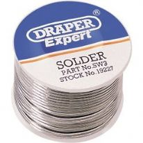 Draper Flux Cored Solder - Reel - 250g